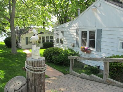 Two Darling Finger Lakes Region Cottages On The Shores of Canandaigua Lake  Ny  - Canandaigua
