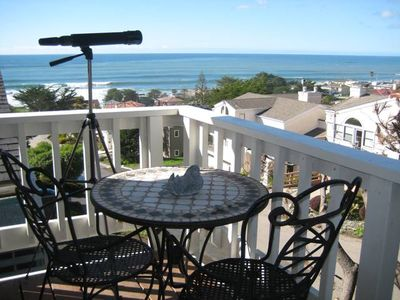 Photo for Awesome Views- #PH27: 3  BR, 2  BA House in Cambria, Sleeps 8