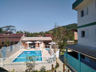 Photo for 2 bedroom apartment, furnished with pool, playground and barbecue