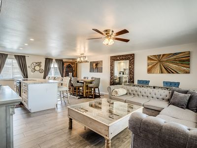 Photo for 7 Bedrooms / 4 FULL Bathrooms in OLD TOWN, SCOTTSDALE!