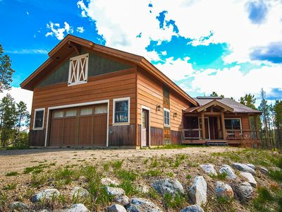 Photo for Rocky Mountain Retreat - Beautiful views and perfect for the entire family!