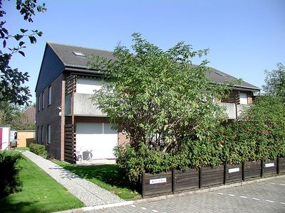 Photo for Apartment in Norden with Parking, Internet, Terrace (85643)