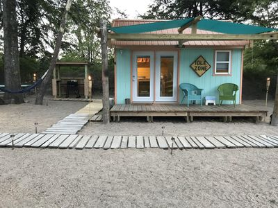 Photo for BEACH STYLE LAKESIDE MINI COTTAGE