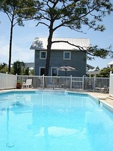 Photo for Honeymoon Cottage for Two Pool/Hot Tub