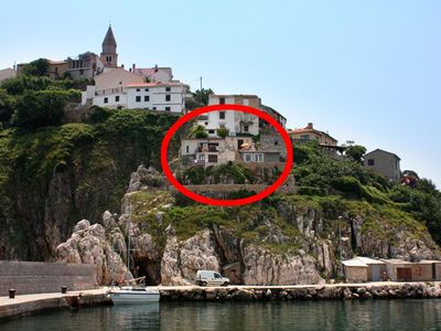 Photo for Holiday house with a parking space Vrbnik, Krk (K-5426)