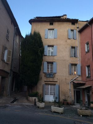 Photo for Beautiful 18th Century village house in the village of Entrecasteaux Provence.