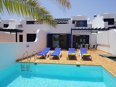 Photo for Vacation home Villa Amanecer in Playa Blanca - 6 persons, 3 bedrooms