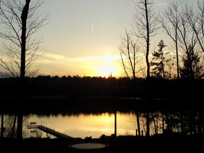 Photo for Private Lakehome On Quiet Serene Lake