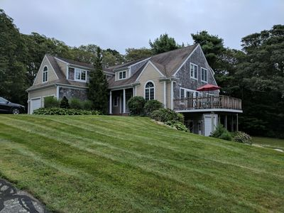 Photo for Spacious 4BR Cape home with water views.