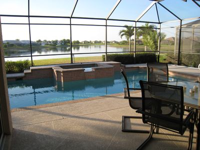 Photo for Lely Resort (Masters Reserve)  Naples Home on Private Lake in Gated Community