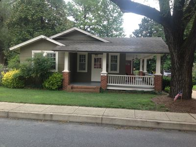 Photo for Craftsman Bungalow Apartment Near Naval Academy Stadium and Historic District