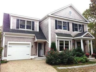 Photo for Gorgeous 4 Bedroom Home, Just Off Bike Path On Quiet Cul De Sac In Edgartown