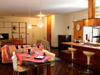 Photo for Elegant and comfortable apartment at the Vomero.