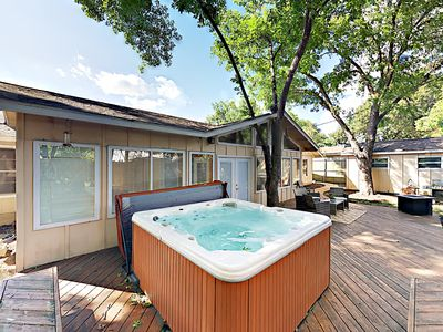Photo for Newly Remodeled 3BR in Quiet South Austin w/ Hot Tub & Patio