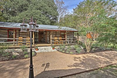 Hunter Road Stagecoach Stop will feel like a charming town all of your own!
