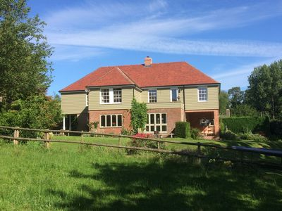 Photo for Mullins Mead is a charming house in a picturesque Wiltshire village.