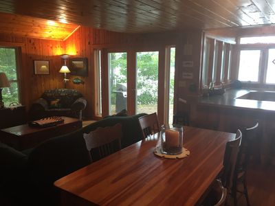 camp kyle korea map waterfront cottage on private farmer lake vrbo