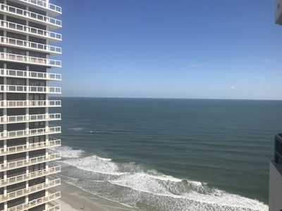 Photo for Newly renovated 2/2 with gorgeous ocean and sunset views