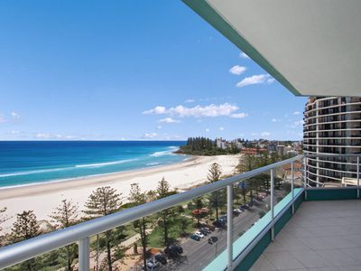 Photo for Ocean Plaza Unit 1257 - Right on the beach in the centre of Coolangatta