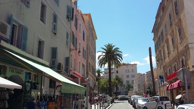 Photo for Cozy apartment of 60 m2 - Ajaccio city center - 4 people (max).