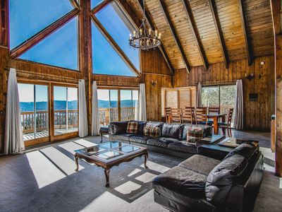 Photo for A 3,300sf Chateau with Breathtaking Views of the Lake, PLEASE VIEW DRONE VIDEO!