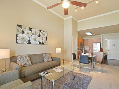 Photo for Upscale 1BR | Perfect for Business | Free WiFi & Kitchen | San Jose by GLS