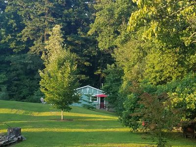 Photo for Secluded Treasure by the Woods in Apple Country
