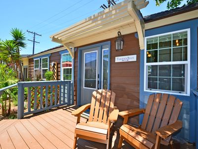 Photo for Tamarack Cottage at Villagio Carlsbad Cottages – 1 of 7 homes steps to beach
