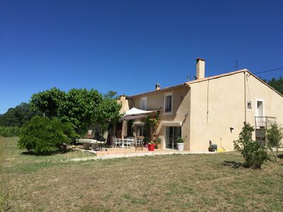 Photo for 2BR House Vacation Rental in Mazaugues, Provence-Alpes-Côte-D'Azur