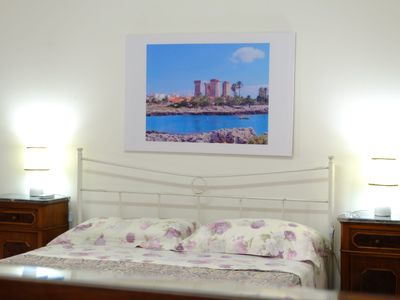 """Photo for """"IlMare"""" two-room apartment 5km from the beach! Free WIFI!"""