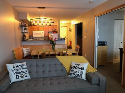 Photo for Ground Floor one Bedroom plus Private Bunk Bed Alcove  - Pet Friendly