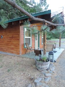 Photo for 1BR Cabin Vacation Rental in Klickitat, Washington