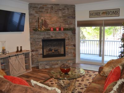 Photo for Newly Updated Forest Ridge Condo With a Lodge-Type Ambiance