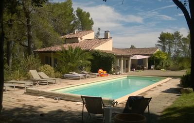 Photo for 4BR Villa Vacation Rental in Barbentane, Provence-Alpes-Côte-D'Azur