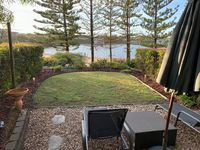 Wonderful location overlooking Twin Waters Lagoon. Well equipped and very comfortable accommodation