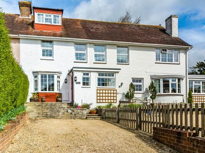 Photo for Cottage in picturesque village of Slindon sleeps 4/6