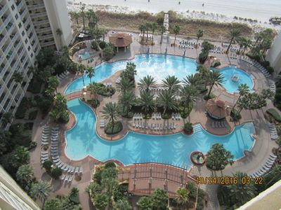 Photo for 2 BED RM 2 BATH MB RM FACING OCEAN...  SPRING & SUMMR SPCL RATES.. GR8 LOW PRICS