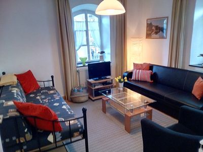 Photo for Nice city apartment quiet yet close to the center, only 300m from the train station