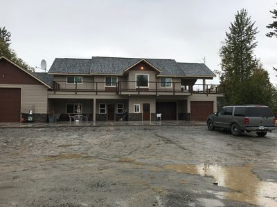 Photo for Prime Lakefront Home W/McKinley View 20 Minutes from Wasilla