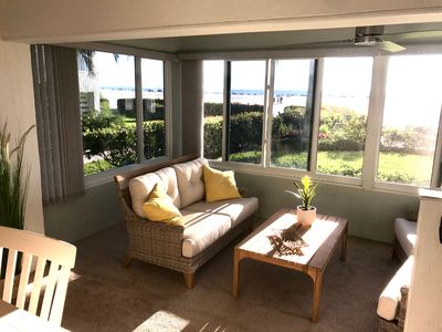 Photo for CLEAN!! CLEAN CLEAN, FIRST FLOOR RIGHT OUT THE DOOR TO THE BEACH