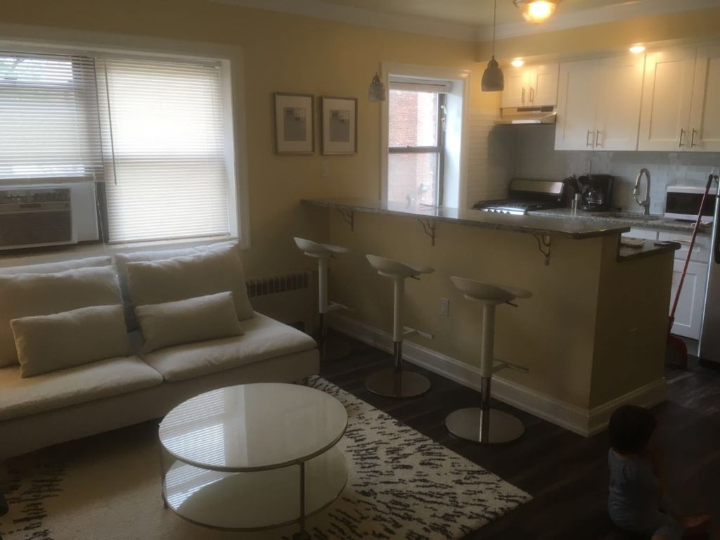 1715 4F · Contemporary Modern Apt/parking Avail-20min to NYC - North Bergen