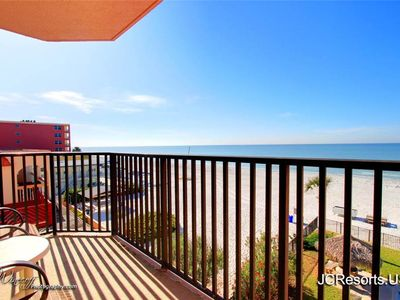 Emerald Isle 301 directly Gulf Front - a Great Value!