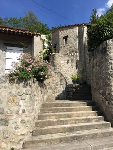 Photo for Beautiful, renovated home overlooking Vernet les Bains