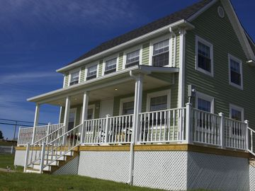 100 Year Old Saltbox Style Newfoundland Home With Spectactular Ocean Views