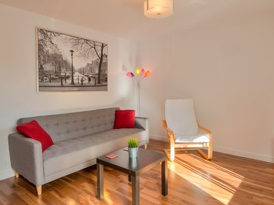 Photo for Renovated apartment with garden Old Rosemont / Renovated apartment with garden