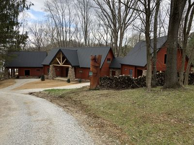 Photo for Steele Mill Industrial Suite ~ Chateau Lake Logan ~ Available Nov. 16th ~ Wifi