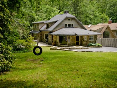 Photo for Now Available!Original Home of Billy and Ruth Graham in Montreat, NC; Sleeps 10