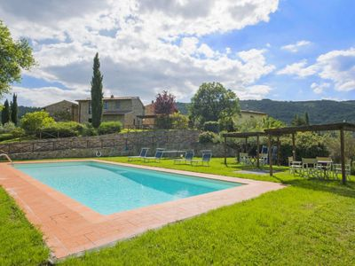 Photo for Vacation home La Corte in Greve in Chianti - 8 persons, 3 bedrooms