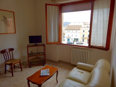 Photo for N139 - Numana, four-room apartment in the center 200mt from the sea