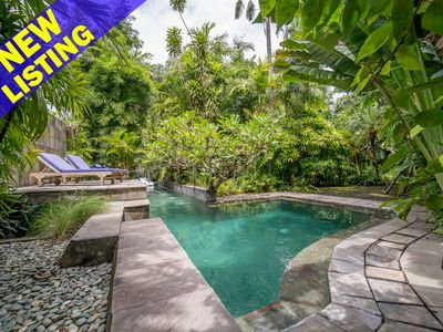 Photo for 2 Bedroom Jungle Villa in the Heart of Legian